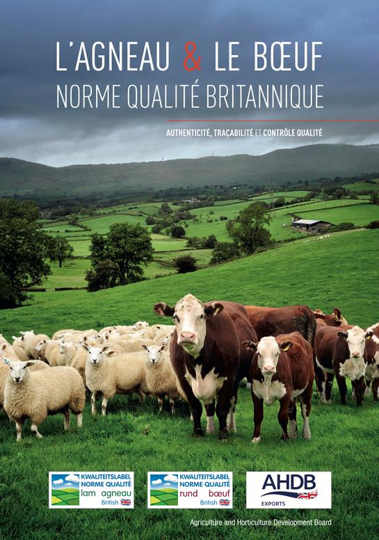 Brochures Agneau-Boeuf